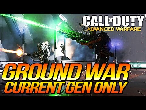 Advanced Warfare - GROUND WAR IS BACK!! for Current Gen Xbox One, PS4, PC (Call of Duty)