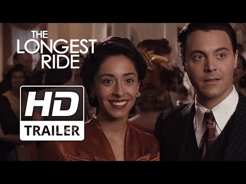 The Longest Ride | 'Ira And Ruth Fall In Love' | Official HD Clip 2015