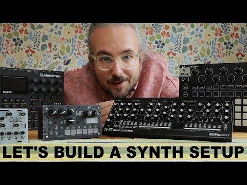 Let's Build a Synthesizer Setup