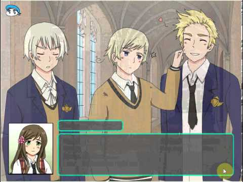 Hetalia dating sim online