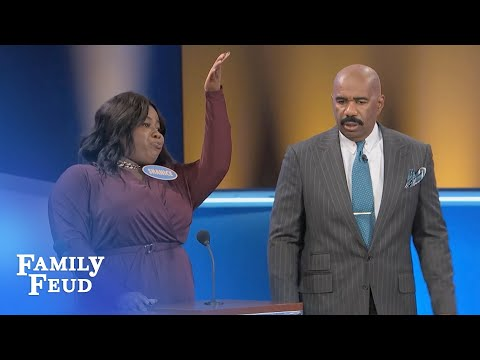 ERIC GOT GAME! | Family Feud