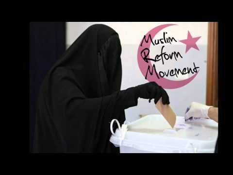 Interview - Women's Voting in Saudi Arabia