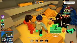 ROBLOX Funny moments | ZO GRAPPIG ft. ElectrocatHD
