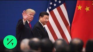 Trump, Xi to Restart Trade Taks at Japan G-20