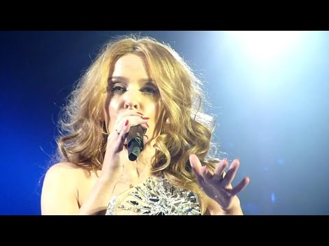 Kylie Minogue - Into The Blue (Live - Echo Arena, Liverpool, UK, Sept 2014)