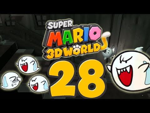 Lets Play Super Mario 3D World Part 28: Ein nicht enden wollender Alptraum