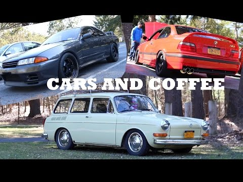 Cars & Coffee + Volkswagen Squareback Feature