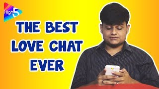 The Best Naughty Chat Ever   High 5 (Web Series)   Wassup India