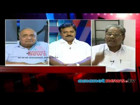 Kasturirangan report: center go the Kerala way - News Hour Part 1 10-3-2014