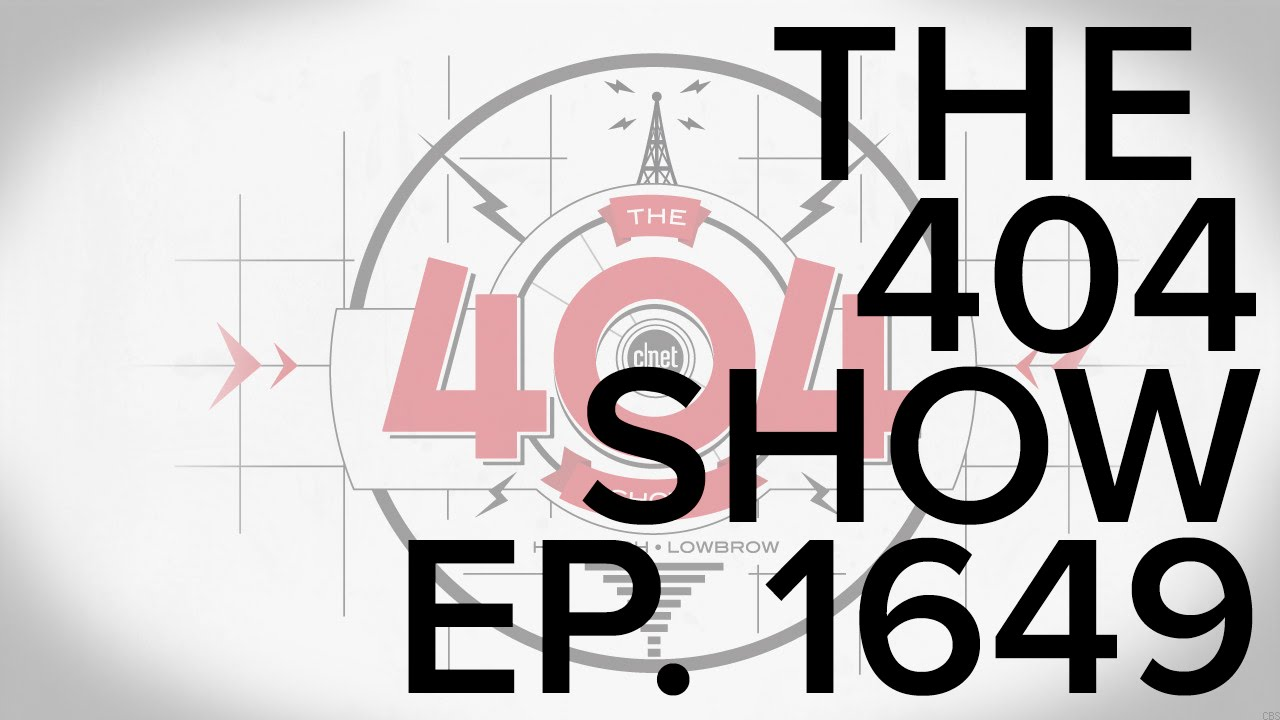 The 404 Show 1649: CBS News' Vladimir Duthiers, gravitational ripples, Deadpool review, Firewatch