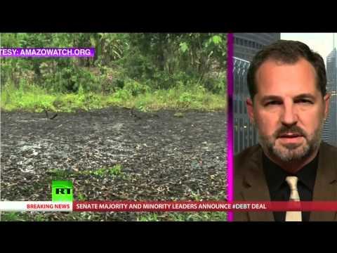 Chevron Sues Oil Victims after Destroying Amazon Rainforest