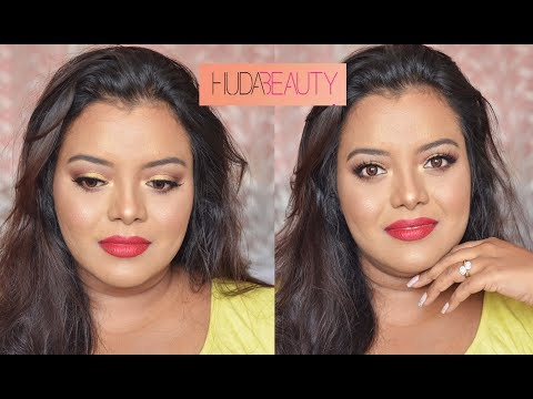 HUDA BEAUTY Products Available in India | #BirthdayWeeK Day 1