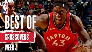 NBA's Best Crossovers Week 3 | 2019-20 NBA Season