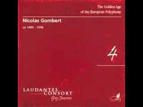 Nicolas Gombert - Levavi oculos meos