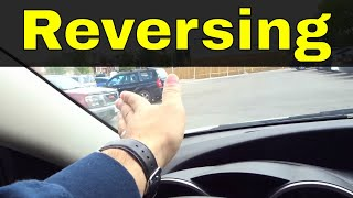 Reversing Into A Parking Spot-Driving Lesson