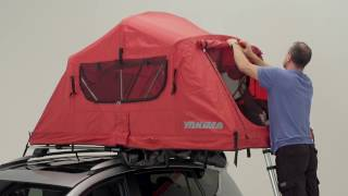Yakima SkyRise Rooftop Tent - Features & Demonstration