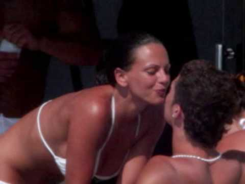 Cristiano Ronaldo Flirts With Paris Hilton, Nereida Gallardo