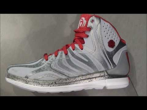 Adidas D.Rose 4.5 Derick Rose Sneaker Review With DJ Delz @DjDelz