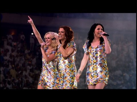 De Toppers - K3 Medley (Toppers In Concert 2011)