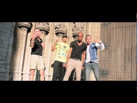 (LoveTown) Stacey Gray, Rakimster, Oualid-R, Joell - Ze vinden me dope (Official Video)