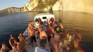Ponza 2016 - Convention TIM senior account in slow motion