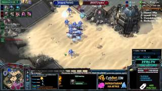 MSI ARENA 2015 - PARTING vs HYDRA - 1/4