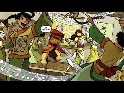 avatar la promesa parte 2 capitulo 1 fandub motion comic by robert man