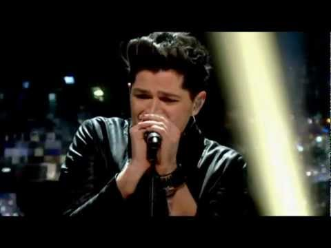 The Script - Hall of Fame (Live New Year's Eve Top of the Pops)