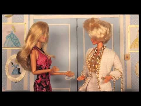 Barbie's Mother - A Barbie parody in stop motion *FOR MATURE AUDIENCES*
