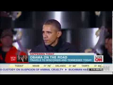 Obama Hits the Road to Push State of the Union Message