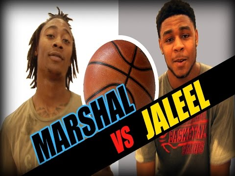1 On 1 Basketball (new Players) Game 069 - V1f video