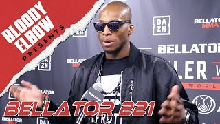 Michael Page 'Annoyed,' 'Frustrated' After Bellator 221 Knockout Loss - BE PRESENTS