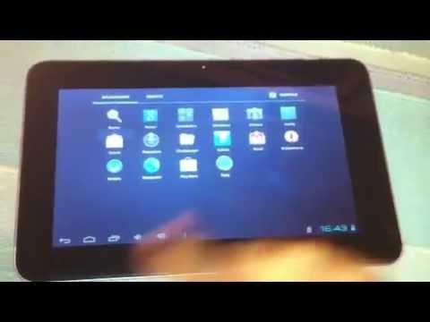 Como formatear o resetear una  tablet android 4.0 o 4.0.4 (2014)