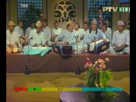 Urdu Naat(tajdar E Haram Part 1)sabri Brothers Qawal.by Visaal video