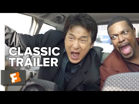 Rush Hour 3 (2007) Official Trailer #2 - Jackie Chan, Chris Tucker Movie HD