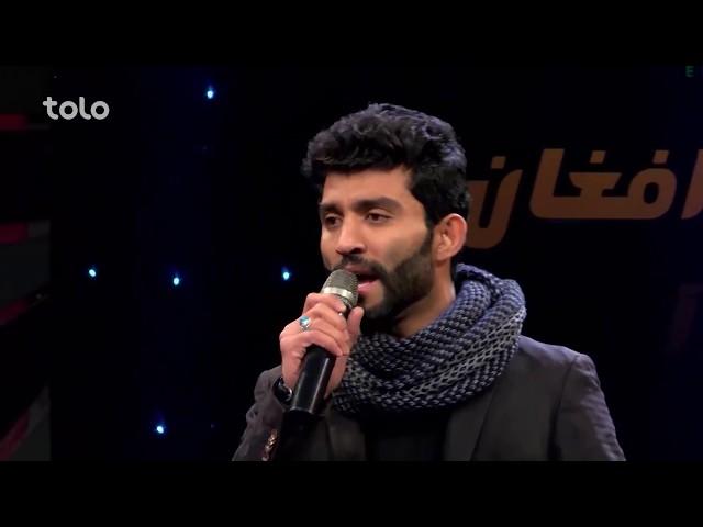 احمد فایز آریا - موسم گل - مرحله ۲۴ بهترین / Ahmad Fayez Arya - Mosem Gul - Top 24