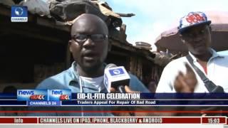 Eid-E-Fitr Celebration: Cattle Settlers Reduce Prices