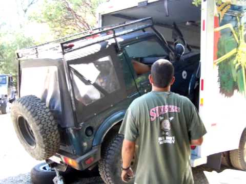 screw it....let's just put this car in the uhaul. - YouTube