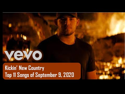 vevo: Kickin' New Country | Top 11 Songs of September 9, 2020