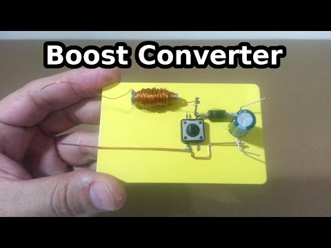 Boost Converter - How it works.mp3