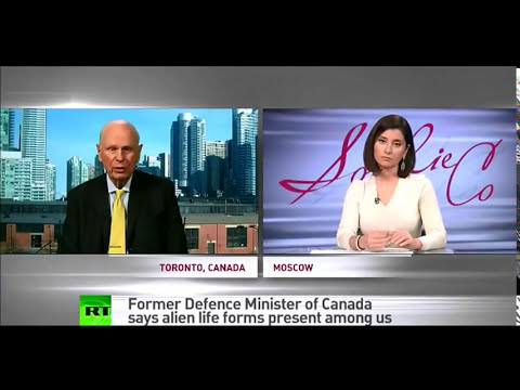 FORMER CANADIAN MOD SAYS ALIENS ARE AMONG US HERE ON EARTH - 31ST DECEMBER 2013