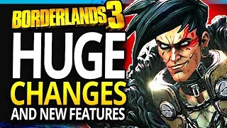 Borderlands 3 | 10 MAJOR CHANGES + New Features That Will Make Borderlands 3 Amazing!