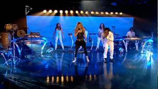 max Shakira   Hips Don't Lie Live 4 Music Favourites HD 11 02 2012