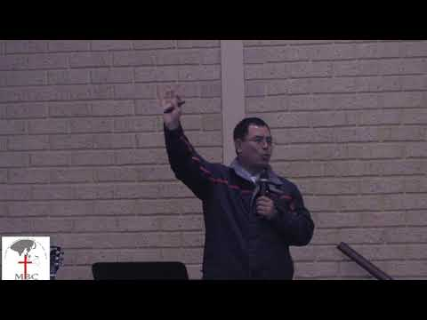 | Pastor Than Tun | 15 July 2018 // The Mission of God //