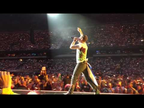 Coldplay - Fix You [Live @ Amsterdam ArenA, Amsterdam, 24/06/2016