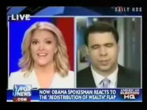 Anchor Slapped Around Obama Spokesperson