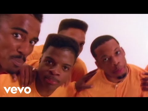 New Edition - N.E. Heartbreak