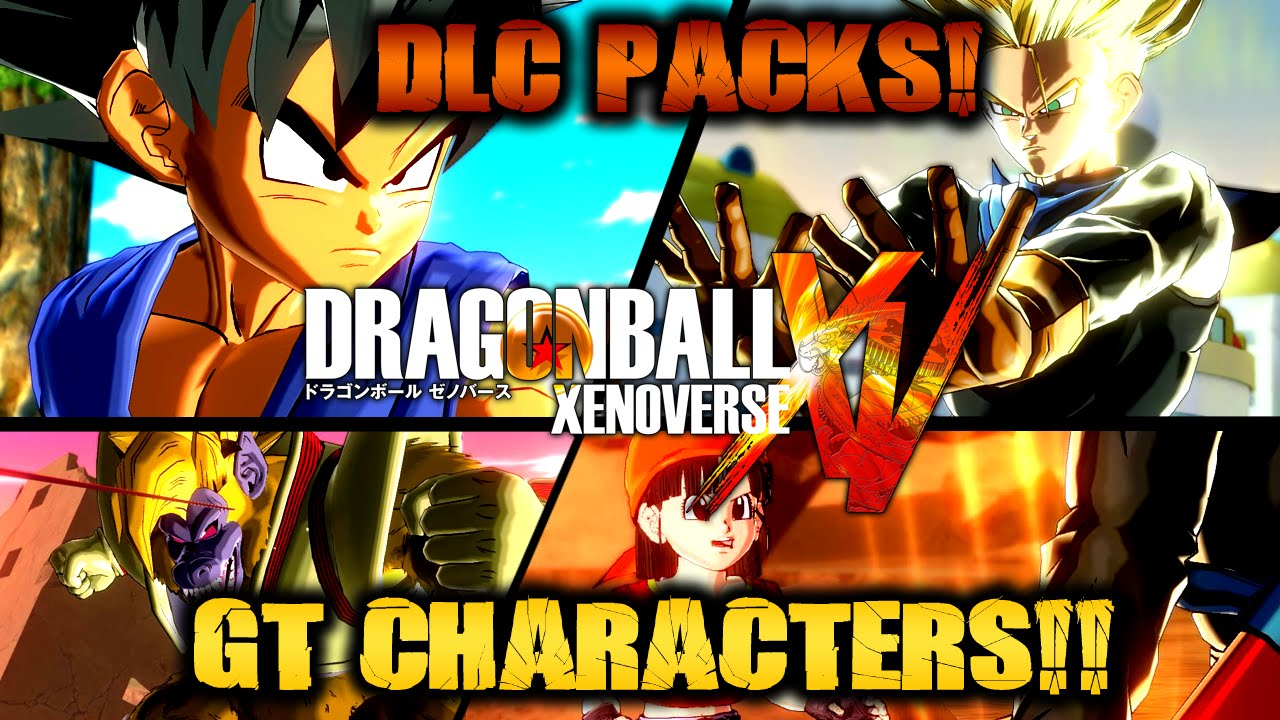 Dragon Ball Xenoverse DLC