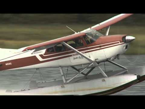 Bush Flying Alaska with Bettles Air Service