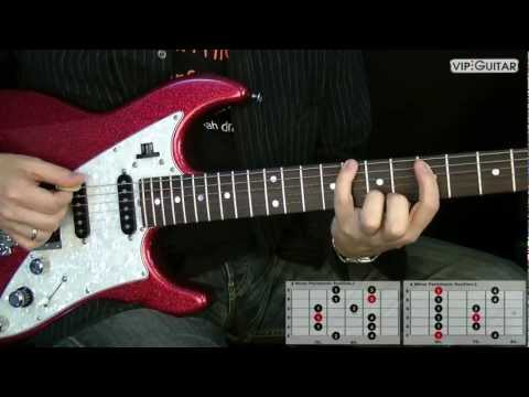 Lessons - Scales - Minor Pentatonic Triplet Workout